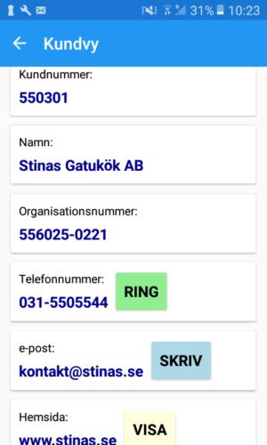 EconExact skärmbilder - Appen för mobiltelefon eller surfplatta
